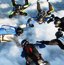 Strefa spadochronowa PRO | Olimpic Skydive Mirosławice