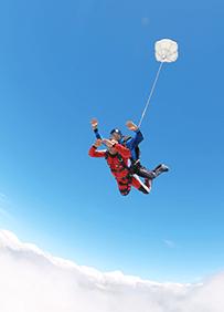 Dlaczego strefa Olimpic Skydive?